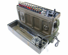 SB-22D/PT US ARMY TELEPHONE SWITCHBOARD RADIO FIELD PHONE SIGNAL CORPS MILITARY