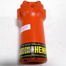 John Henry The Rock Drilling Legend Rock Drill Bit Missing Part Label Wks