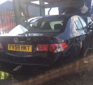 For Breaking- Honda Accord 2009 (Ideal for export)