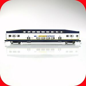 N Scale BOMBARDIER West Coast Express Passenger Control Car #101 - ATHEARN 24402