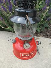 DA6082 Vintage American Gas Machine AGM Kamplite Model LRL21A 1-Mantle LANTERN