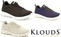 Klouds Shoes lace up Trainers Joggers Sneakers Klouds Footwear Kross Sport