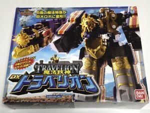 BANDAI Power Rangers Magiranger Mystic Force DX Travelion Solar Streak Megazord