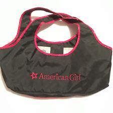 American Girl Doll Carrying Tote Black