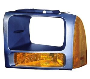 Turn Signal / Parking Light Assembly Front Left Maxzone 330-1201L-US2