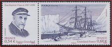 2007 FRANCE N°4110/4111** Charcot pourquoi pas Bateau Voilier Boat sailing ship