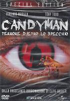 Dvd **CANDYMAN ~ CANDY MAN ♦ TERRORE DIETRO LO SPECCHIO** nuovo 1993