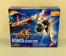 1997 Lost In Space Bubble Fighter Eagle One Lights Sounds Nib Trendmasters