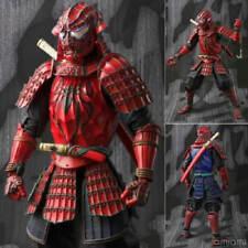"7"" Spider-Man Figuarts Manga Realization Bandai Samurai Action Figures Toy"