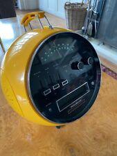 """Vintage Weltron Prinzsound 2001 AM/FM Radio & 8 Track Tape """"SPACE HELMET"""""""