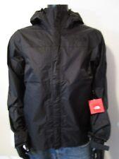 The North Face Venture Dryvent Waterproof Hooded Rain Jacket - Black Medium
