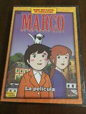 MARCO LA PELICULA - NO TE VAYAS MAMA - DVD - 90 MIN - NEW SEALED NUEVO EMBALADO
