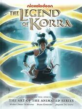 The Legend of Korra Book Two: Spirits  Art of the Animated Series HC DH 2014