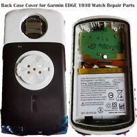 Remplacer Pour Garmin EDGE 1030 Watch Repair Parts Back Case Cover avec Battery