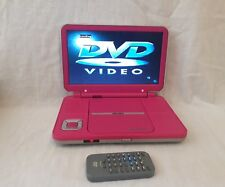 "Bush 10"" portable DVD player BDVD8310HP"