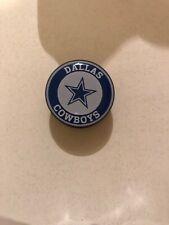 dallas cowboys logo  gauges body jewelry earrings 25mm