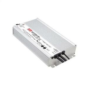 MeanWell HLG-600H-36A 601W 36V 16,7A LED power supply IP65