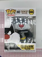 Funko POP! Sylvester as Batman Looney Tunes #844 (FYE Exclusive) O05