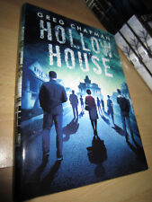 Greg Chapman HOLLOW HOUSE 1st/HB SIGNED/LIMITED MINT Thunderstorm Books