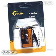 Corona R8FA 2.4Ghz Fasst Compatible Reciver For FUTABA FASST 2.4GHz transmitters