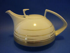 ROSENTHAL Studio-Line Dynamic Gold Tea Pot tee-kanne NUOVO