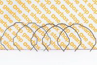 MLC 3X 1ST 2ND 3RD & 2X 4TH 5TH GEAR BAULK RING CIRCLIPS - COMPLETE OVERHAUL