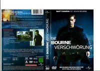 Jason Bourne - Die Bourne Verschwörung   DVD