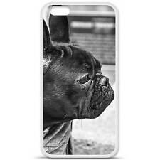 Coque housse étui tpu gel motif bulldog Iphone 6 Plus