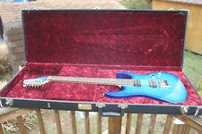 2010 Ibanez Prestige RG1421F Guitar - Marine Blue Burst - Japan - OHSC