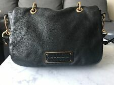 Marc by Marc Jacobs Black Leather Too Hot To Handle Shoulder Bag