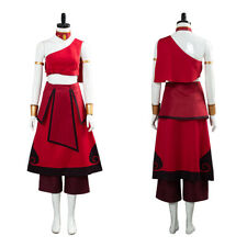 Avatar: the last Airbender Katara Cosplay Costume Carnival Suit Halloween Outfit