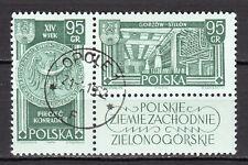 Poland - 1962 Western territories (II) - Mi. 1301-02 VFU
