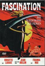 Fascination / La nuit des horloges, X2 DVDS - Jean Rollin, Double Feature -