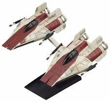 Bandai Vehicle Model 010 Star Wars A-Wing Starfighter Model Kit Assembly needed