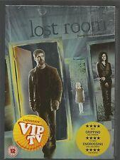 THE LOST ROOM - SEASON 1 - UK R2 DVD SET - Peter Krause / Elle Fanning