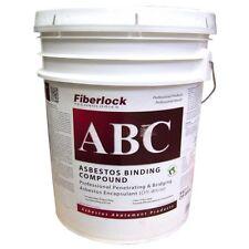 Fiberlock A-B-C Asbestos Binding Compound - Asbestos abatement - Off White
