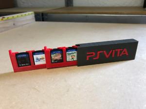 PS Vita Game Cartridge Holder
