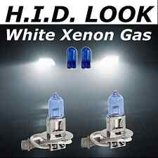 H3 Wire 501 55w Blanco Xenón HID Aspecto niebla Lámparas