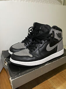 Size 9 - Jordan 1 Retro High OG Shadow 2018 (USED) (SHIPS FAST)
