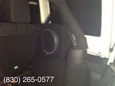 07-17 Jeep Wrangler Unlimited Sub Box - CARPETED/WATERPROOF COATING