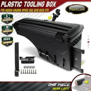 Trunk Tray Storage Tool Box Rear Left LH for Nissan Navara NP300 D23 2016-2019