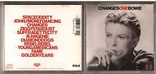 Best Sounding  David Bowie RCA Changesonebowie 1984 Japan Blue Ring CD PCD1-1732
