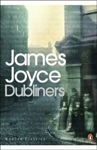 Dubliners (Penguin Modern Classics) by Joyce, James Paperback Book The Cheap