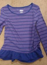 Girl's, Circo, Sweater, Purple, Striped, Size L, 10/12