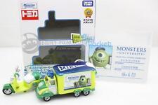 Takara Tomica Tomy Disney Motors Monster University Mike (x2Set) Diecast Toy Car