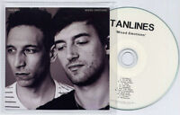 TANLINES Mixed Emotions 2012 UK 12-trk promo test CD Matador