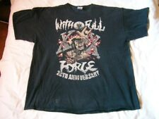 WITH FULL FORCE Metal Open Air 2013 T-Shirt!!