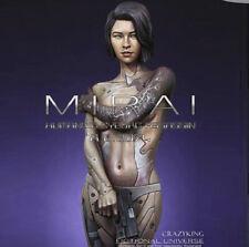 "1/12 Resin Kit MIRAI 'Humanoid Cyborg Assassin"" A.D.2074 X154"