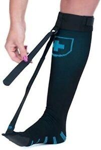 Plantar Fasciitis Night Sock Brace Compression Sleeve Night Splint Achilles UK