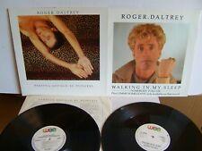 "Roger Daltrey - Parting Should Be Painless EU LP + Walking In My Sleep UK 12"""